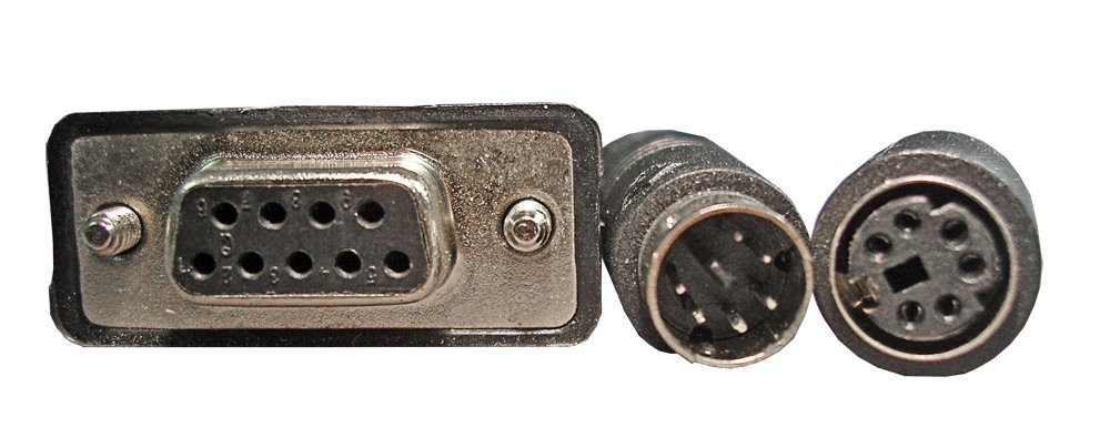 GlobalSat BR-305 RS232 Interface Cable
