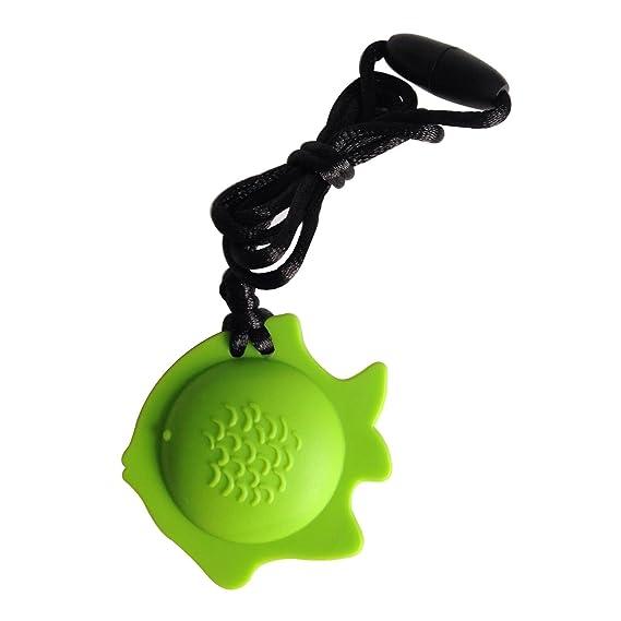 Pretty See Beißring für gesunde Zähne der Kinder Silikon Anhänger Baby...