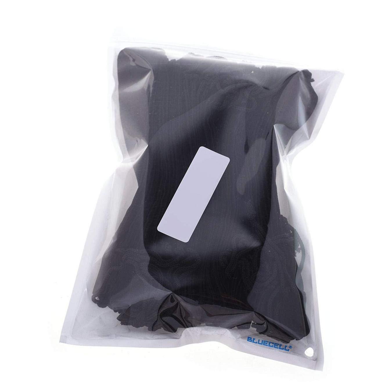 Sacchetto della Penna//Supporto Colore Nero AMOYER 30pcs Velluto con Cordoncino della Penna