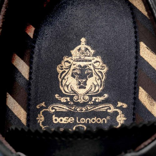 7 Noce Moscata London Base Francesina Noir uk g8Oq68w