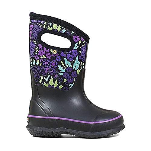Amazon.com: Bogs Kids Baby Girls Classic Big NW Garden ...