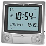 Al-Harameen Azan Digital Table Clock, Big Size (HA-4009)
