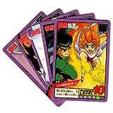 YuYU Hakusho Trading Cards - Blue Back from 1993 (5 Packs)