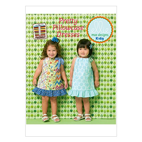 KWIK-SEW PATTERNS K0169 Toddlers' Dresses