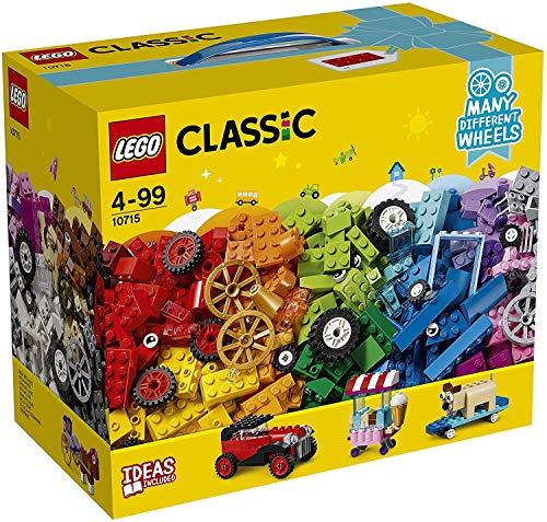 Lego Classic   Bricks On A Roll 10715  Flat 10% Discount Sale
