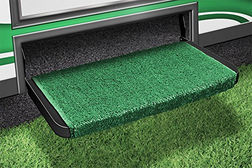 Prest-O-Fit 2-0070 RV Trailer Camper Outdoor Living Wraparound + Plus Rv Step Rug (0070 Rug)