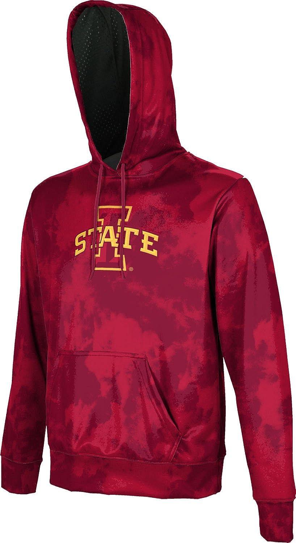 ProSphere Iowa State University Boys Pullover Hoodie School Spirit Sweatshirt Grunge