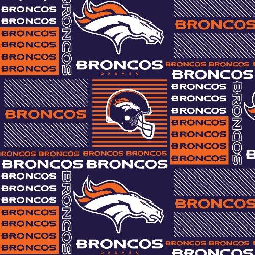 (NFL Denver Broncos Football 60