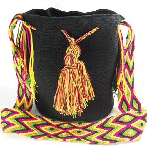 MOFLYS - Wayuu mochila 535 - Wayuu mochila 535: Amazon.es: Ropa y accesorios
