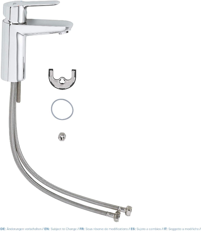 S-Size Grohe 20421000/Construction Edge Mitigeur de lavabo 23802000