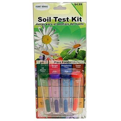Ferry Morse 980 Soil Test Kit : Soil Testers : Garden & Outdoor