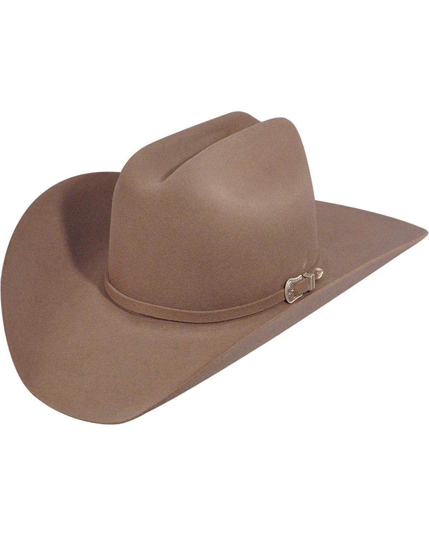 Bailey Men s Western Lightning 4X Pecan Fur Felt Hat Pecan 7 at Amazon  Men s Clothing store  Cowboy Hats 73246c988bc