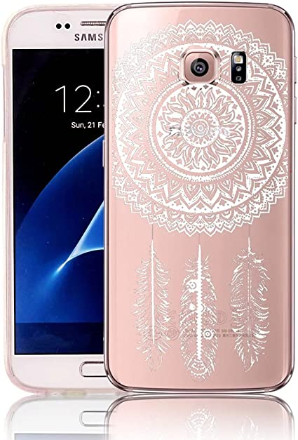 Vandot Funda de silicona para Samsung Galaxy S6 G9200 SM-G920F ...
