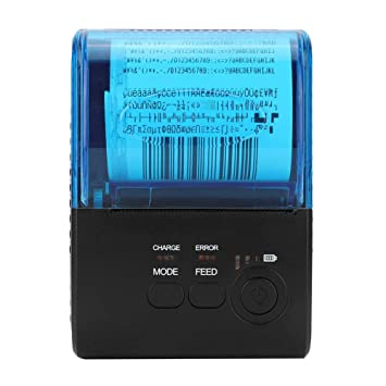Bewinner 90mm/s Impresora Térmica de Recibos Bluetooth ...