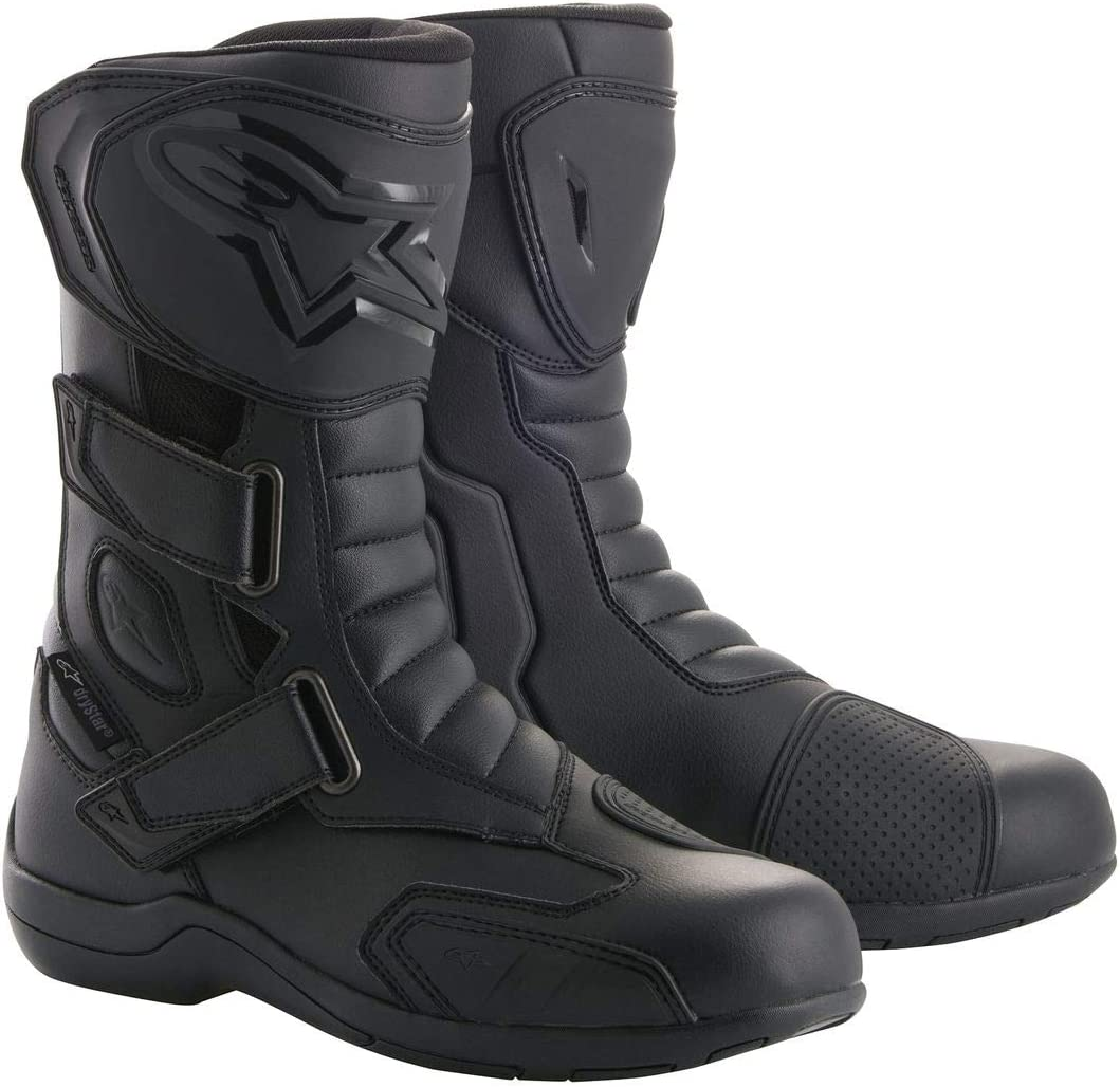Alpinestars Motorcycle Boots Radon Drystar Black Black 45