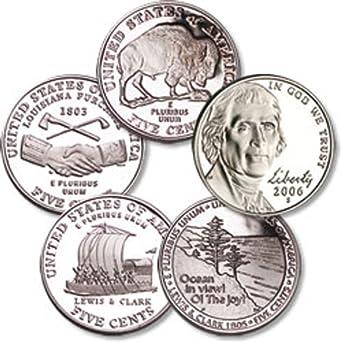 2005 Westward Journey Nickel Series Coin Set