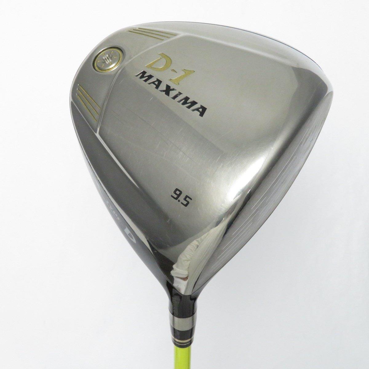 【中古】リョーマ ゴルフ RYOMA GOLF Ryoma D-1 MAXIMA TYPE-D(メーカー公認中古) ドライバー Tour AD MT-7 B07D7TDCDL