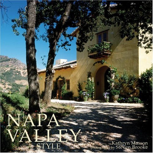 Napa Valley Style - Shopping Napa Valley In