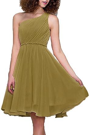 Amazon 99gown Prom Dresses Short Cocktail Dress One Shoulder
