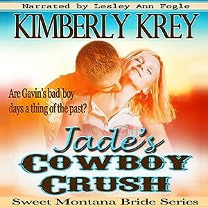 Jade's Cowboy Crush Audiobook