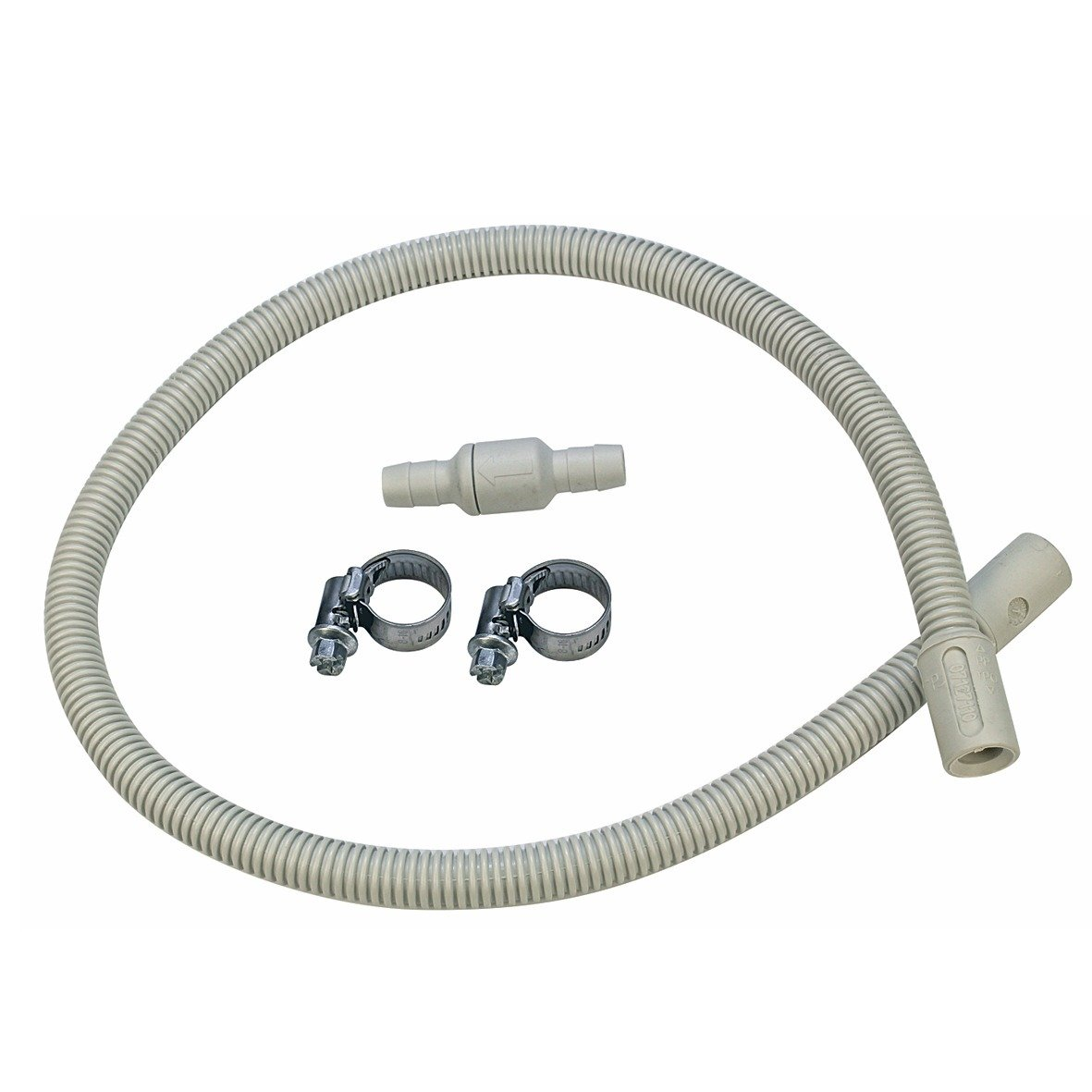 Miele 6729293–Valvola di ritegno, per asciugatrice a condensazione e asciugatrice con pompa di calore