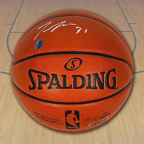 Terrence Ross Autographed Spalding NBA I/O Basketball - Orlando Magic A.J. Sports World