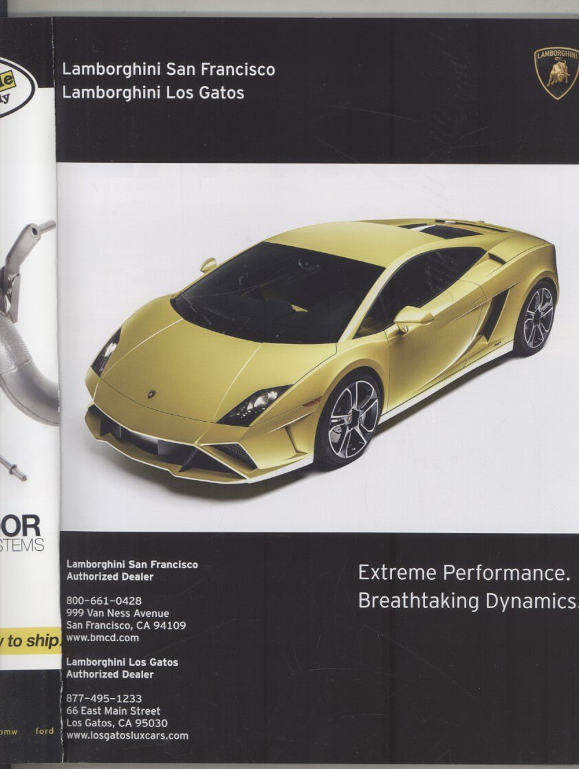 Amazon.com: 2013 LaVita Lamborghini Club Magazine Miura LP570-4 Countach 350GT Trofeo: Entertainment Collectibles