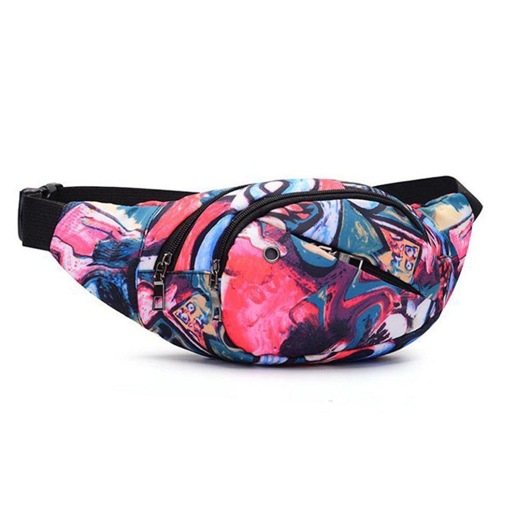 TUDUZ Bum Bag / Fanny Pack - Festivals /Club Wear/ Holiday Wear Laides Girls Water Resistant Rucksack Money Belt women Waist Bag