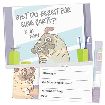 Geburtstagskarte zum beschriften
