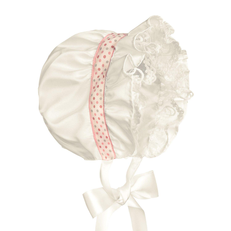 hanakimi® Mädchen Satin Baby 's Motorhaube