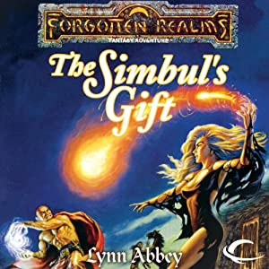 The Simbul's Gift Audiobook