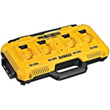DEWALT 20V MAX Charger, 4-Port, Rapid Charge (DCB104)