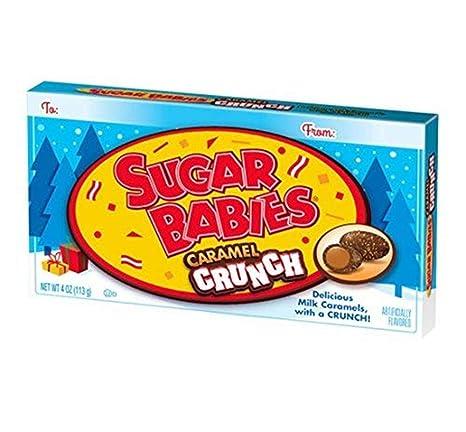 Sugar Bebés Caramelo Crunch Cnady Navidad Calcetín Stuffer ...