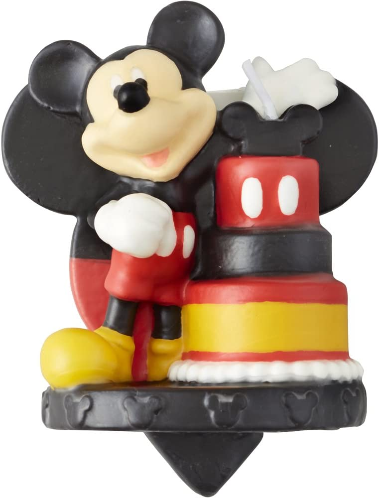 Magnificent Amazon Com Wilton Mickey And The Roadster Racers Birthday Candle Funny Birthday Cards Online Inifofree Goldxyz