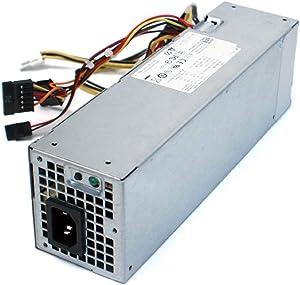 Dell Optiplex 790 990 3010 7010 9010 SFF 240W Power Supply (VMRD2, 3YKG5, 1GC38) (Certified Refurbished)
