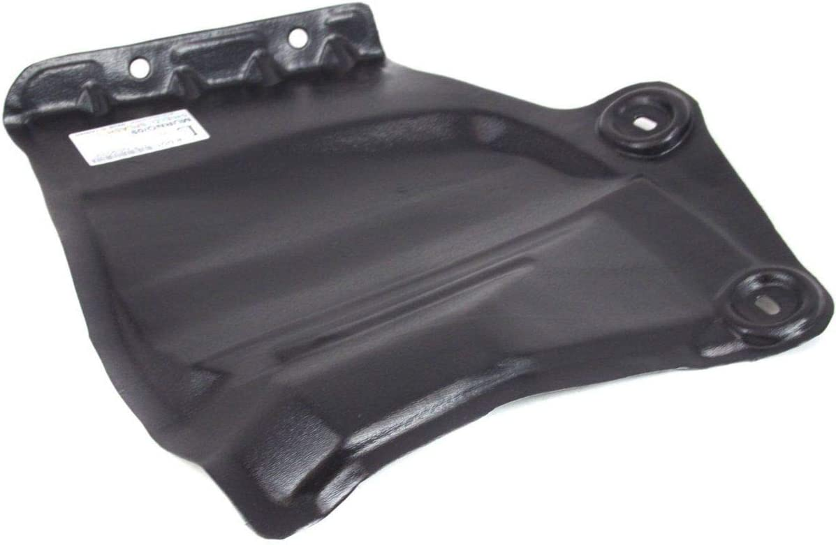 Murano Made of Plastic Right Passenger Side Outer Undercar Shield NI1228129 648381AA0A 2009-2017 Fits Nissan Quest