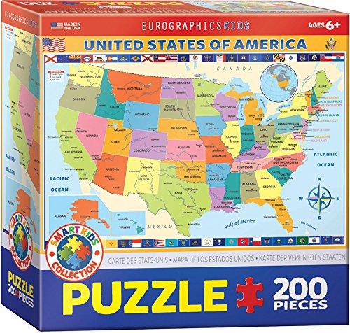 united states map puzzle - 6