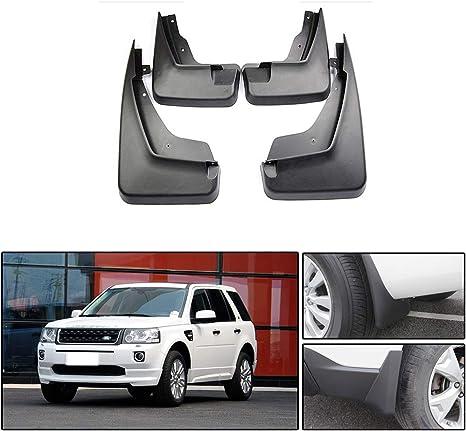 Maite Car Front and Rear Mud Flaps Splash Guards Fender Mudguard for Hyundai Sonata 2018 2019 4Pcs