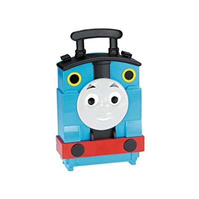 Fisher-Price Thomas & Friends Take-n-Play, Tote-A-Train Playbox: Toys & Games