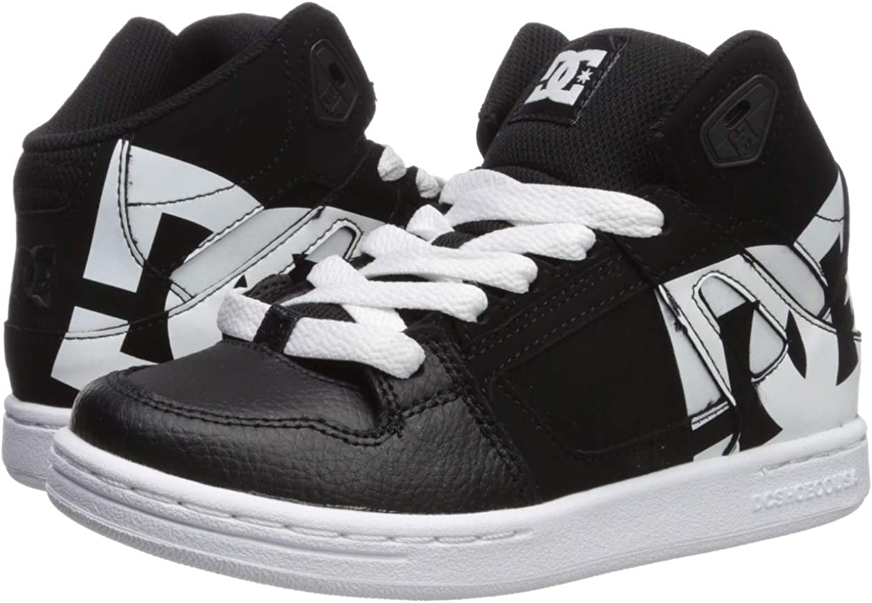 DC Kids Pure High-top Sp Skate Shoe