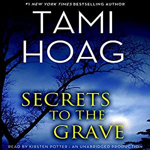 Secrets to the Grave Audiobook