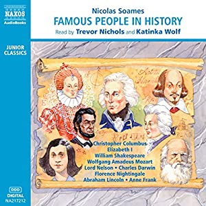 Famous People in History Hörbuch