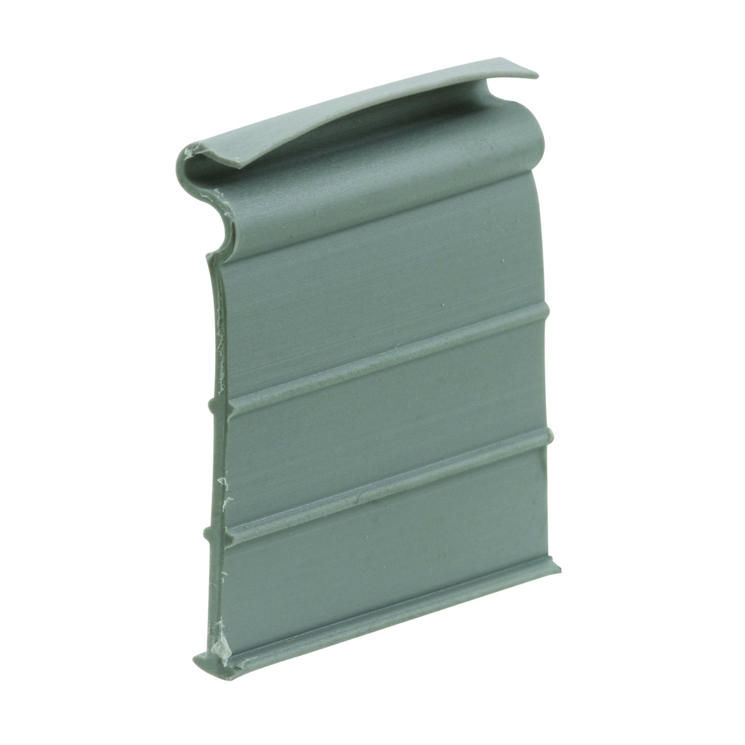 Prime Line Products PL 8143 Flexible Vinyl Pull Tabs Pack of 6 Gray