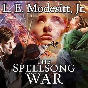 The Spellsong War Hörbuch
