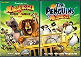 Madagascar: Escape 2 Africa/Nick Penguins  (Double DVD Pack)  (Full Screen)