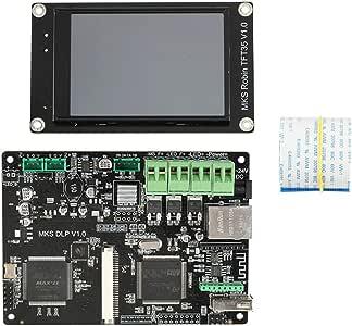 Placa de control de impresora 3D, placa base MKS DLP V1.0 + MKS ...