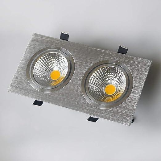 HviLit 5W / 15W / 30W Rectángulo de doble cabeza Proyector LED ...