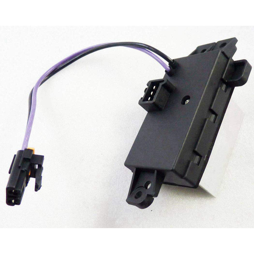 Heater Blower Control Module For Rainier Trailblazer Yukon Envoy Suburban JA1639