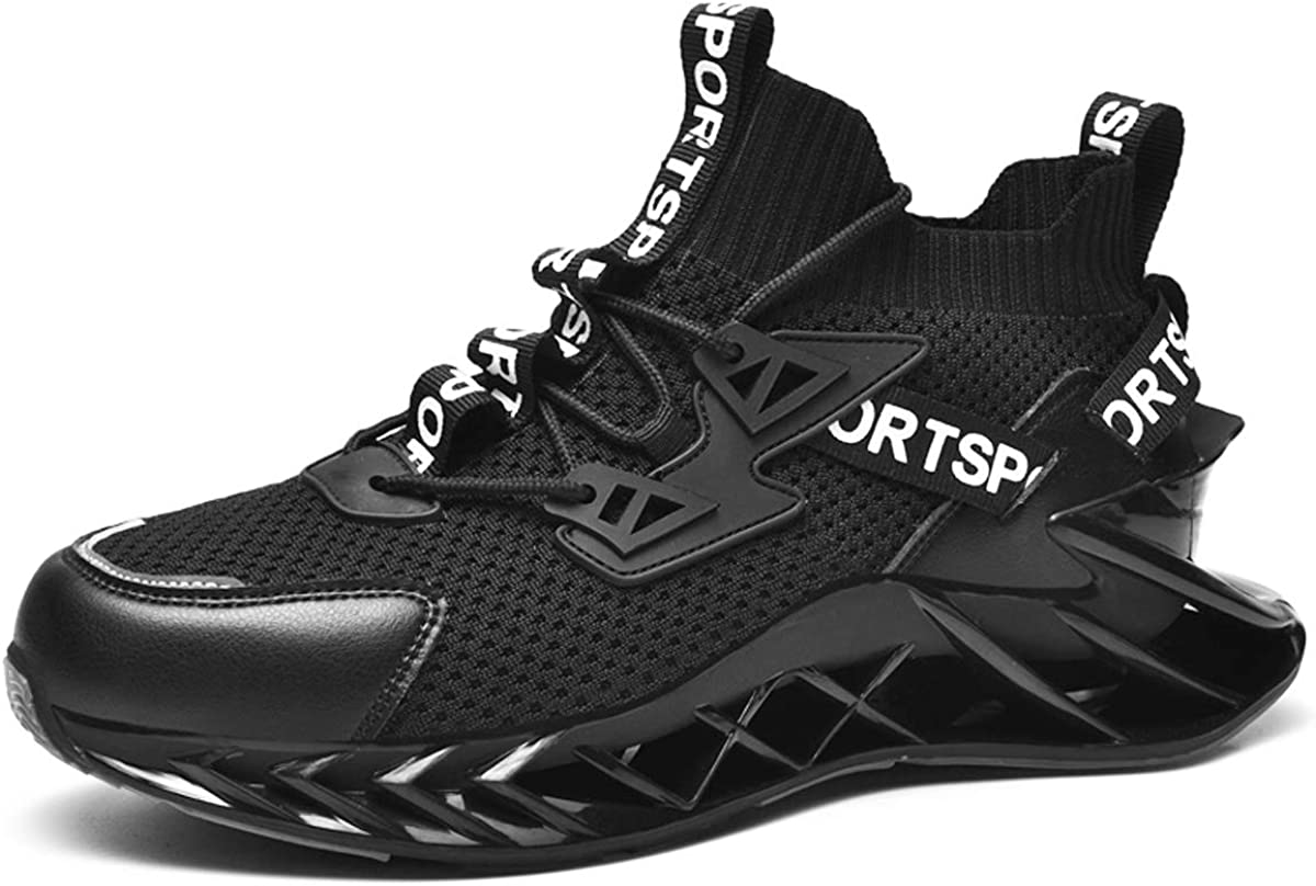 ALSYIQI Shoes Men Running Sneakers Fashion Mesh Overseas parallel Super-cheap import regular item Breathable