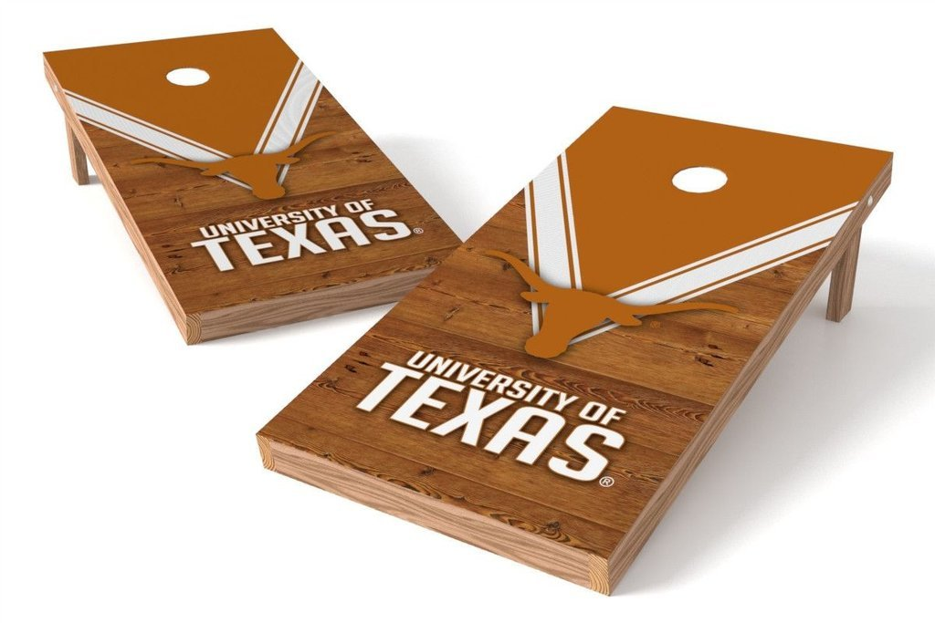 PROLINE NCAA College 2' x 4' Texas Longhorns Cornhole Board Set - Uniform by PROLINE